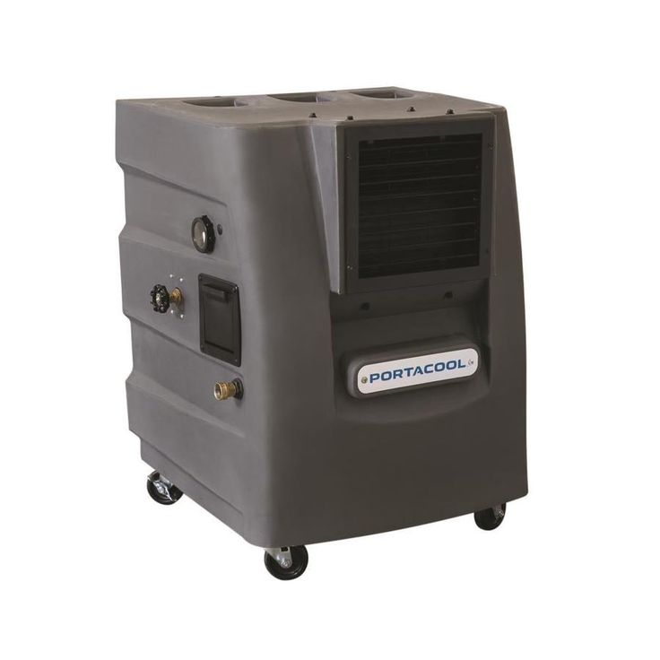 Portacool 500 Sq Ft Portable Evaporative Cooler 2000 Cfm