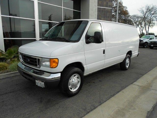 Van Sales Cargo Diesel Ford Fuel Vans Trucks Expedition