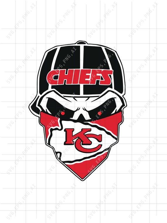 Kansas City Chiefs Skull Svg Kansas City Chiefs Svg Skull Svg Nfc East Division Kansas City Chiefs Fans Svg Nl Nfc East Division Nfc East Kansas City Chiefs