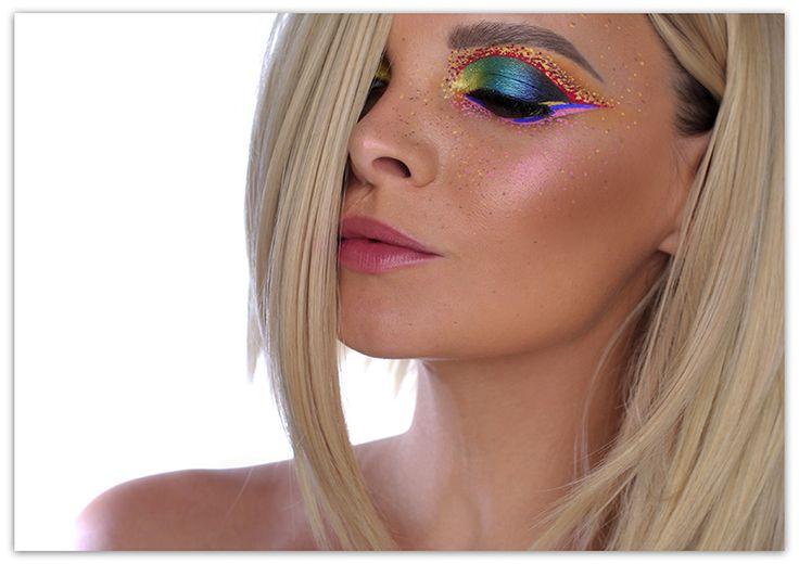 Летний макияж 2018