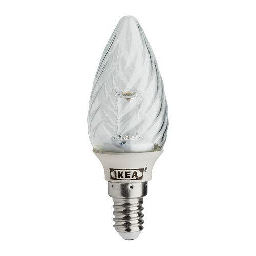 LEDARE LED bulb E14 - IKEA