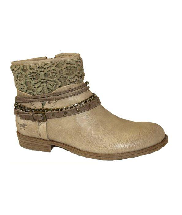 Dámské boty MUSTANG 36C-062