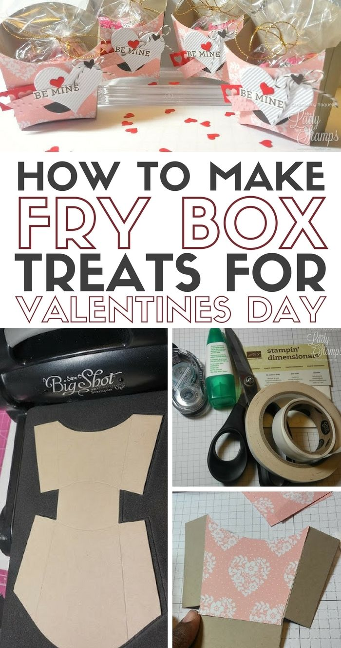 How to make fry box treats for valentines day fry box easy diy how to make fry box treats for valentines day fry box easy diy crafts and crafty jeuxipadfo Choice Image