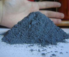 Make German Dark Aluminum Powder in Bulk