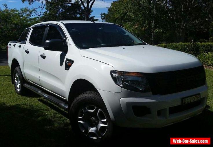 Ford Ranger 2013 PX dual cab ute #ford #ranger #forsale #australia