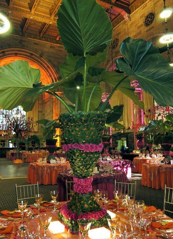 Best fantasy floral centerpieces images on pinterest