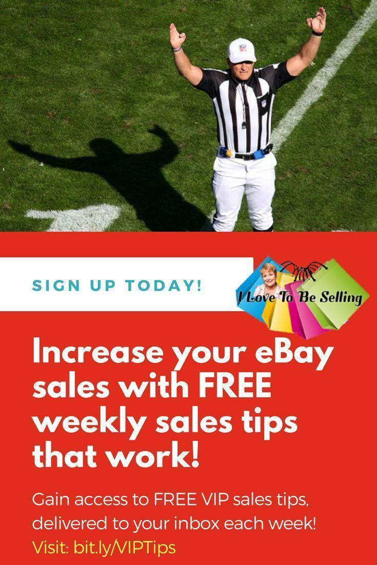Want To Increase Your Ebay Sales Sign Up For My Free Newsletter Get Weekly Tips And Advice Delivered Straight To Y Social Media Guide Sales Tips Twitter Tips