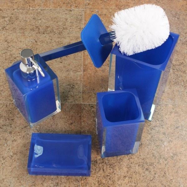 rainbow blue bathroom accessory set rainbow blue bathroom accessory set includes soap dispenser large