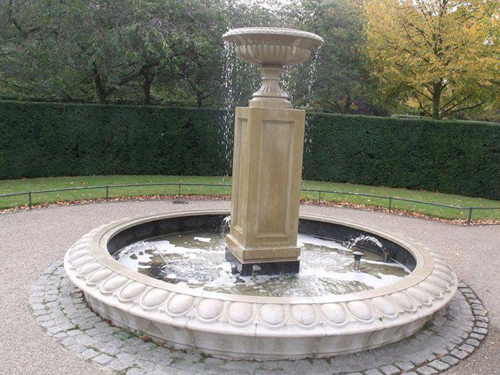 8 best images about fontane da giardino in pietra on for Punto p esterno ad una circonferenza