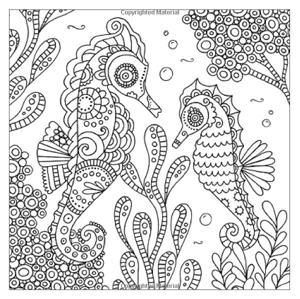 Les 376 meilleures images du tableau coloring pages to for Adult fish coloring pages
