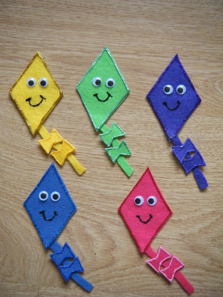20 best kite craft ideas images on pinterest kites kite for Kite craft for kids