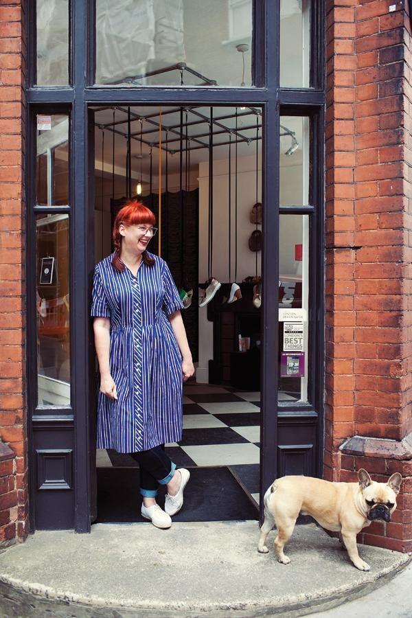 Tracey Neuls, Marylebone Lane