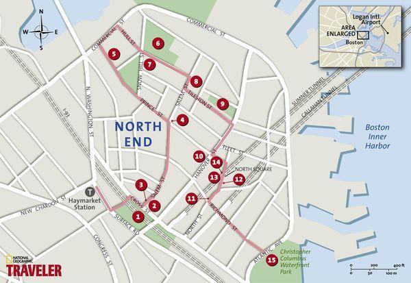 Boston's North End :)
