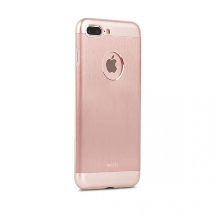 iPhone 7 Moshi Armour - Golden Rose  #agorashop #Moshi #Rose_Gold #iPhone7Plus #Premium_Case #Women_Case #Girls_Gift  #Gift #Mettalic