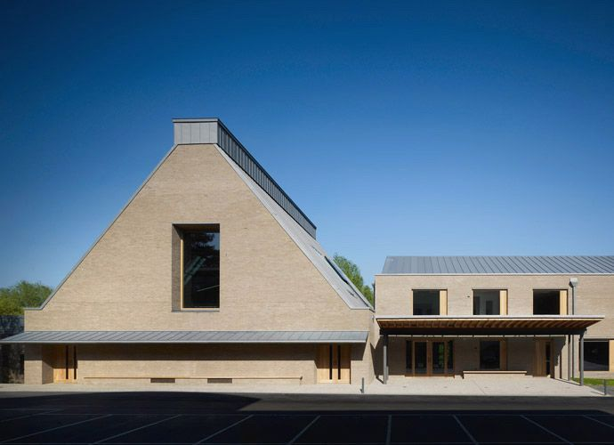 Tim Ronalds Architects> Sevenoaks School Performing Arts Centre, Kent | HIC Architecture