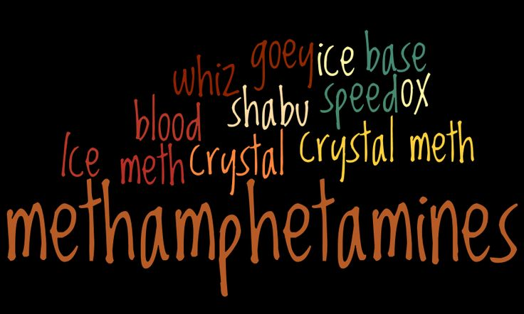 Ice, speed and methampetamines - drug facts - drug info @ your library