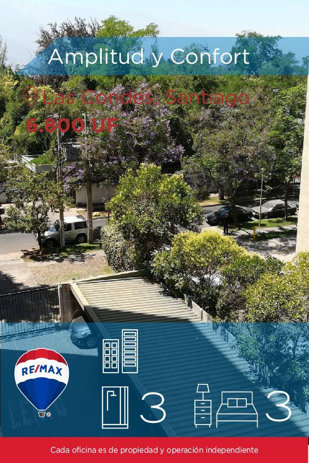 [#Departamento en #Venta] - Amplitud y Confort 🛏: 3 🚿: 3  👉🏼 http://www.remax.cl/1028018113-14   #propiedades #inmuebles #bienesraices #inmobiliaria #agenteinmobiliario #exclusividad #asesores #construcción #vivienda #realestate #invertir #REMAX #Broker #inversionistas #arquitectos #venta #arriendo #casa #departamento #oficina #chile
