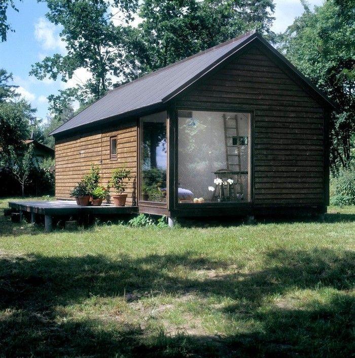 A Modular Danish Summer House By Lykke Nielsen Loft 39 S Small Homes Pinterest Exterior