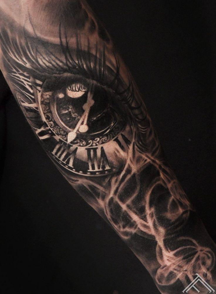 smoke tattoo ideas - 736×1002