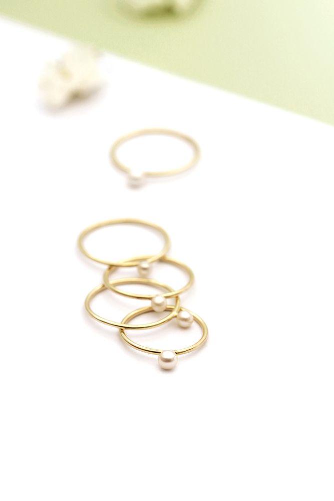 economico per lo sconto f8616 d308f Bajkal. Anello | Our Jewels in 2019 | Minimalist jewelry ...