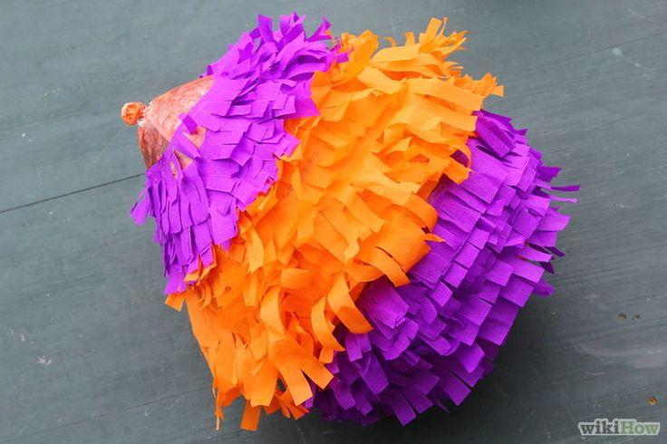 Comment fabriquer une piñata