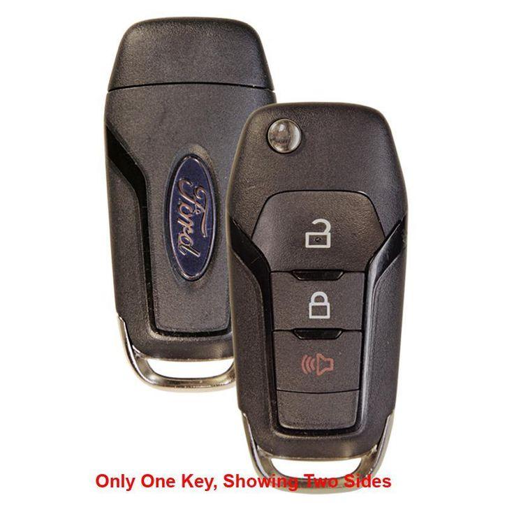 2015 Ford F150 Flip Key Fcc# N5F-A08TAA