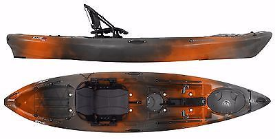 Kayaks 36122: Wilderness Systems Ride 115X Max Kayak - Dusk **New W/Minor Scratches** -> BUY IT NOW ONLY: $1125 on eBay!