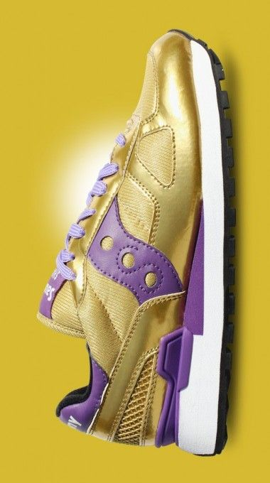 METALLIC EDITION GOLD/PURPLE