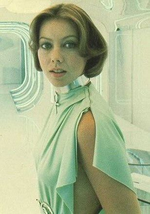 Jenny Agutter from Logan's Run (1976)