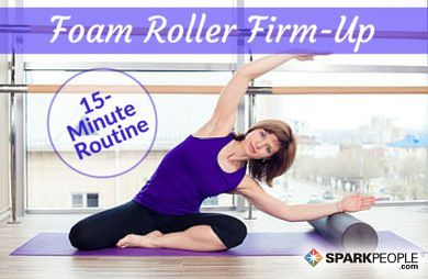 A Full-Body Foam Roller Routine for Beginners | SparkPeople