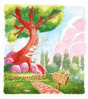 juanbjuan children illustration: topos9