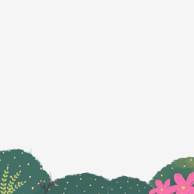 Gambar Bahan Kartun Png Bunga Bush Bunga Rumput Bunga Kartun Png Transparan Clipart Dan File Psd Untuk Unduh Gratis Bunga Doodle Bunga Kartun