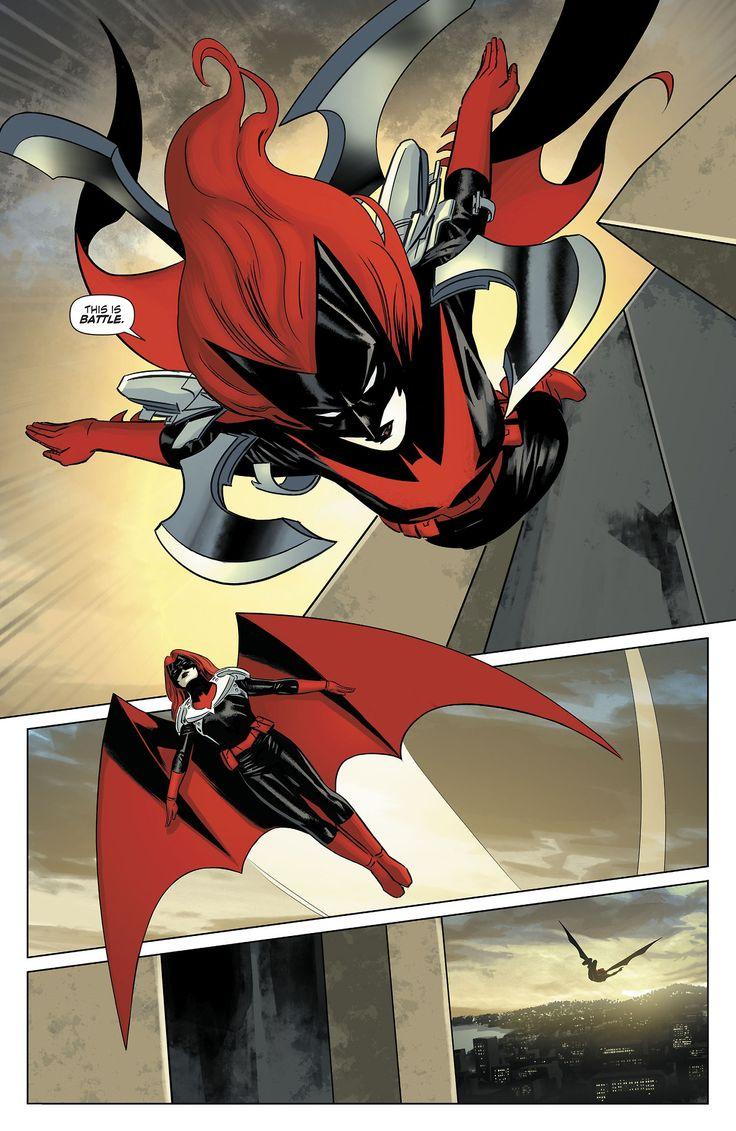 (Batwoman #3)