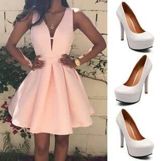 Vestido+sapato