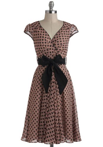 Have the Dance Floor Dress, #ModCloth
