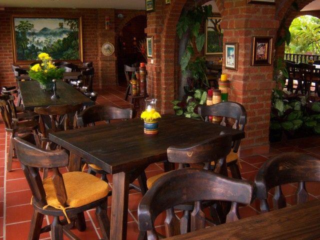 Decoracion Restaurantes Rusticos Buscar Con Google