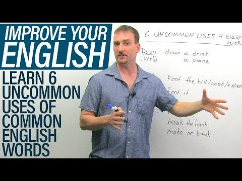 English Lessons with Adam - Learn English [engVid] - YouTube