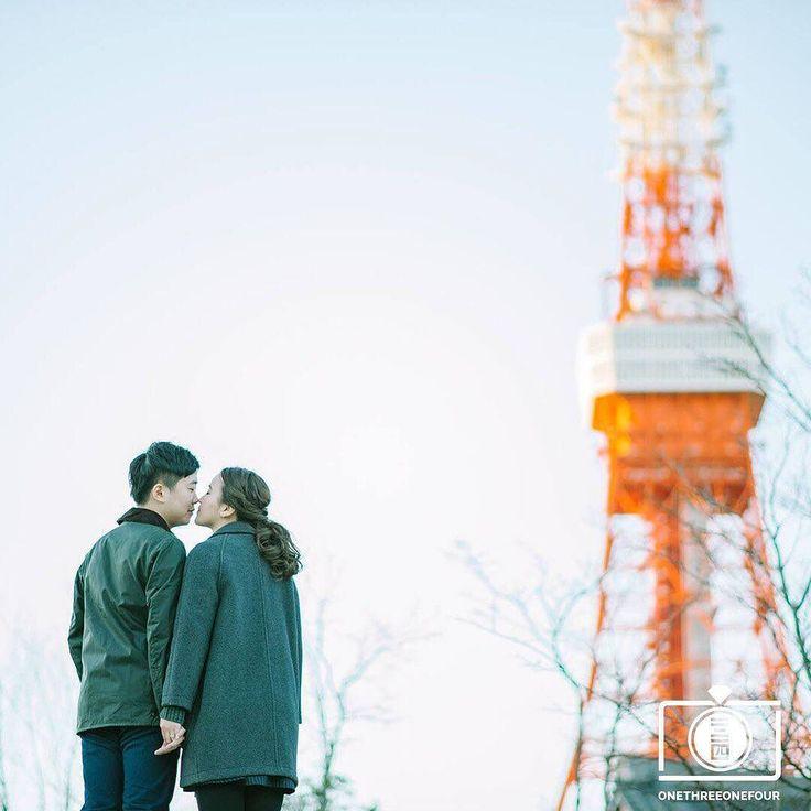 Photographer: Daniel Ng Yew Kong City: #Tokyo #Japan Link: http://www.onethreeonefour.com/listing/YEWKONGPhotography #OneThreeOneFour // www.onethreeonefour.com // #prewedding #wedding #engagement #elopement #photography #couple