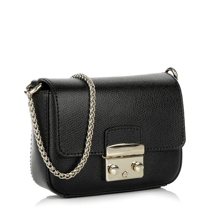 ceb20c05947 Furla Metropolis Mini Crossbody Onyx Mini Bags bei Fashionette