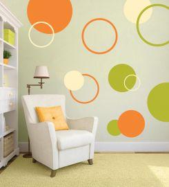 Sticker decorativ Buline
