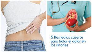 ¡Descubre cómo puedes aliviar el dolor de riñones de forma natural aquí!