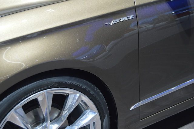 Ford Vignale detail