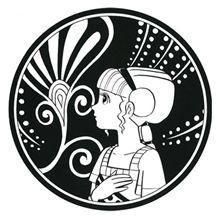 Plate of Minotaur - Fujiko F. Fujio