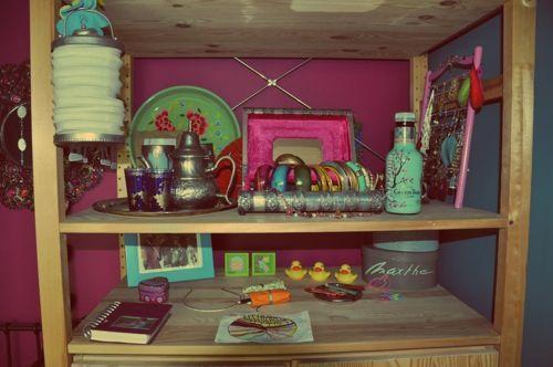 Inspiratie etnische slaapkamer