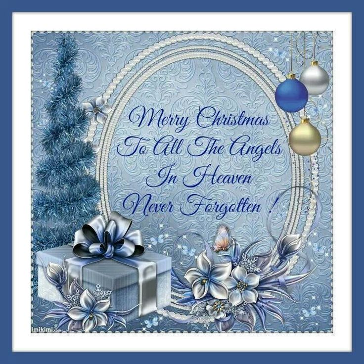 Merry Christmas Son Quotes: For Our Angels In Heaven