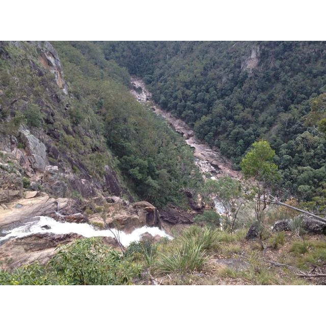 Boonoo Boonoo falls, tenterfield