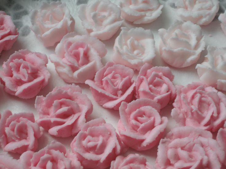 Marsa's little Sugar Roses