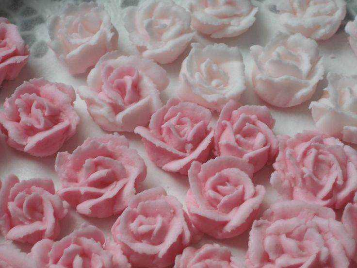 Marsa's little Sugar Roses