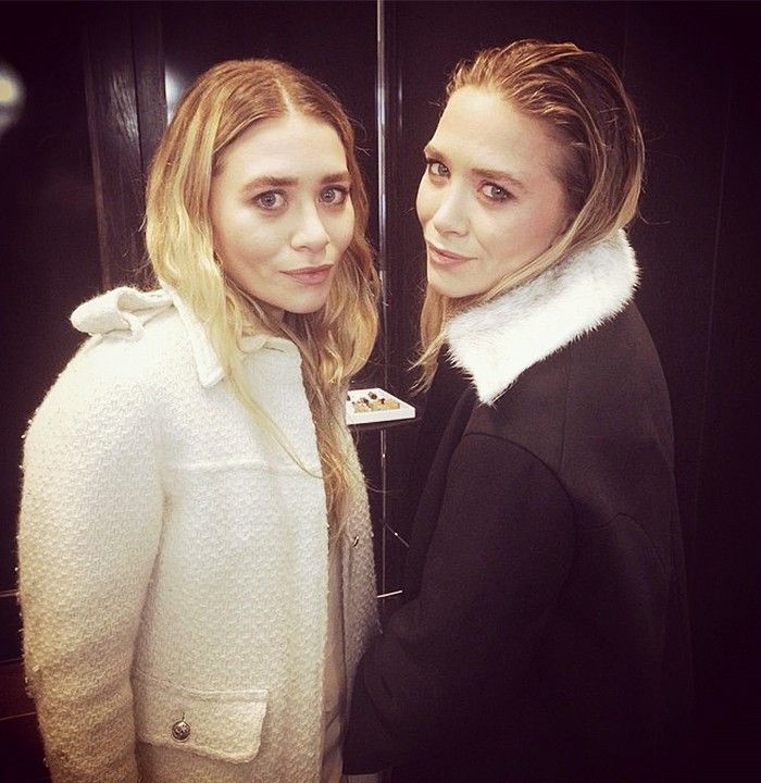 Olsen Twin Times the jordans Twins    Spotted white black Were Ashley and   and Twins    on Instagram Olsen  Olsen