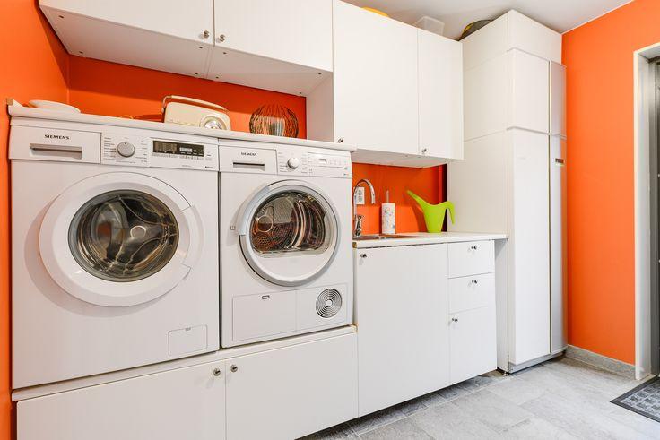 Vi älskar energin i den här tvättstugan/groventrén!
